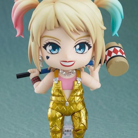 Birds of Prey Nendoroid Harley Quinn