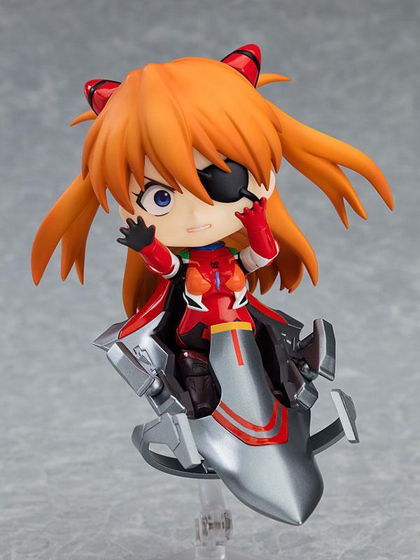 Rebuild of Evangelion Nendoroid Asuka Shikinami Langley Plugsuit Ver.