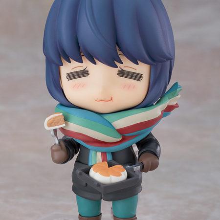 Nendoroid Rin Shima from YuruCamp