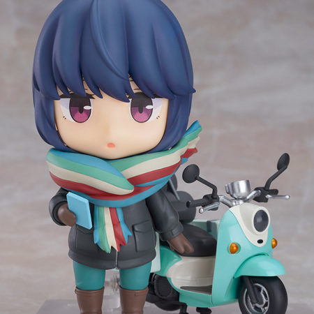 Nendoroid Rin Shima: Touring Ver.