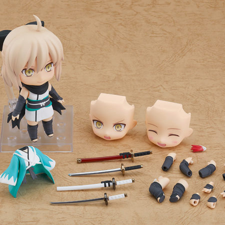 Nendoroid Saber/Okita Souji: Ascension Ver.
