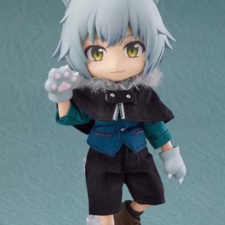 Nendoroid Doll Wolf: Ash