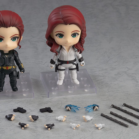 Nendoroid Black Widow DX