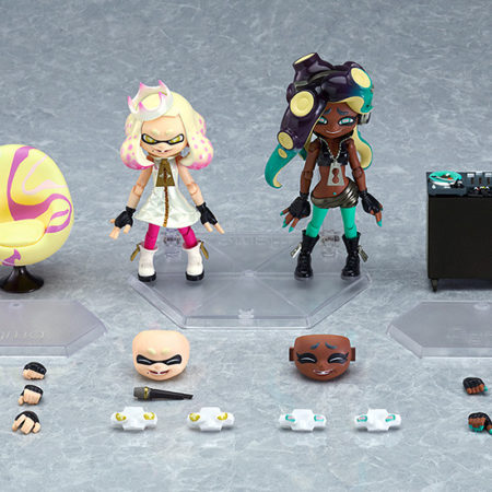 Splatoon 2 figma Off the Hook