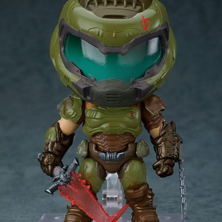 Doom Eternal Nendoroid Action Figure Doom Slayer