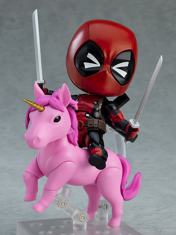 Nendoroid Deadpool DX