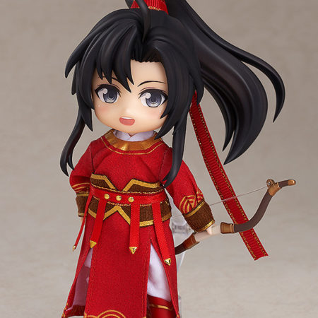 Nendoroid Doll Wei Wuxian: Qishan Night-Hunt Ver.