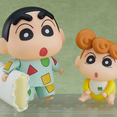 Nendoroid Shinnosuke Nohara: Pajama Ver. & Himawari