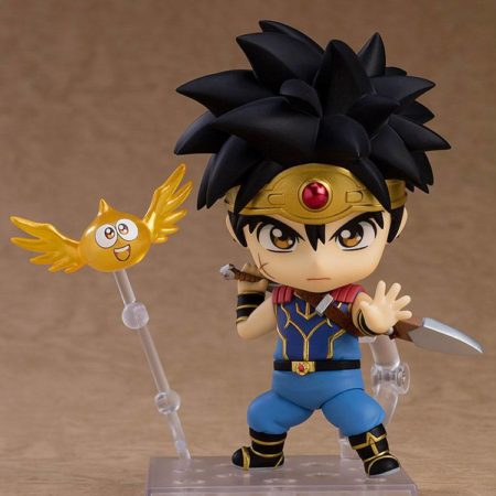 Dragon Quest: The Legend of Dai Nendoroid Dai