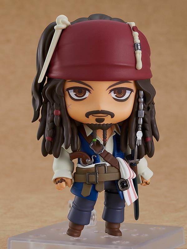 Pirates of the Caribbean Nendoroid Jack Sparrow