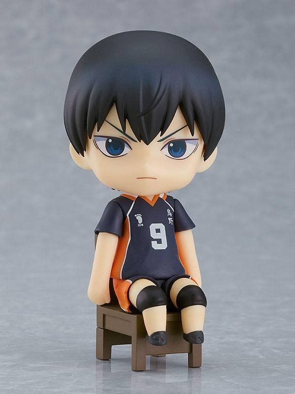 Haikyu!! To the Top Nendoroid Swacchao! Tobio Kageyama