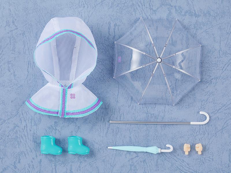 Nendoroid Doll Rain Poncho - White