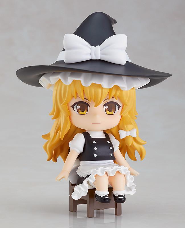 Touhou Project! Nendoroid Swacchao! Marisa Kirisame