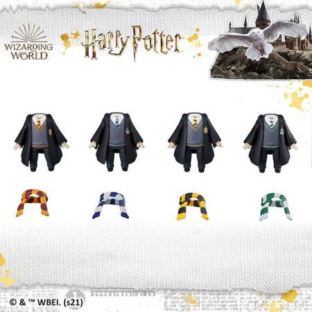 Nendoroid More: Dress Up Hogwarts Uniform - Slacks Style