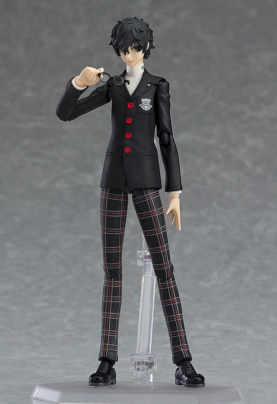 Persona 5 figma Hero